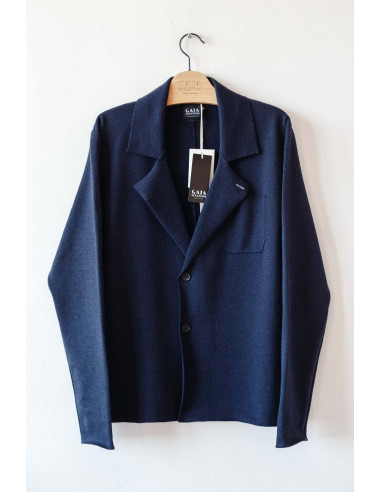 Gent men's jacket - navy blue - Size...
